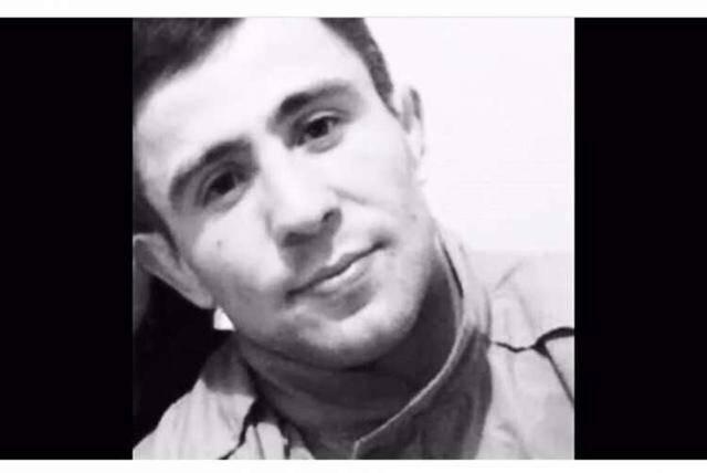 Уничтожен еще один российский военный в Сирии - Аскер Бижоев, но данные о гибели появились спустя три месяца. ФОТО