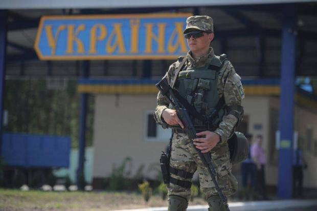 Государственную границу Украины - это Клондайк для высшего руководства Госпогранслужбы (видео)