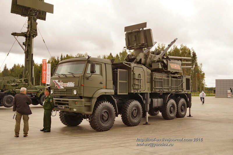 Форум Армия-2016, парк Патриот