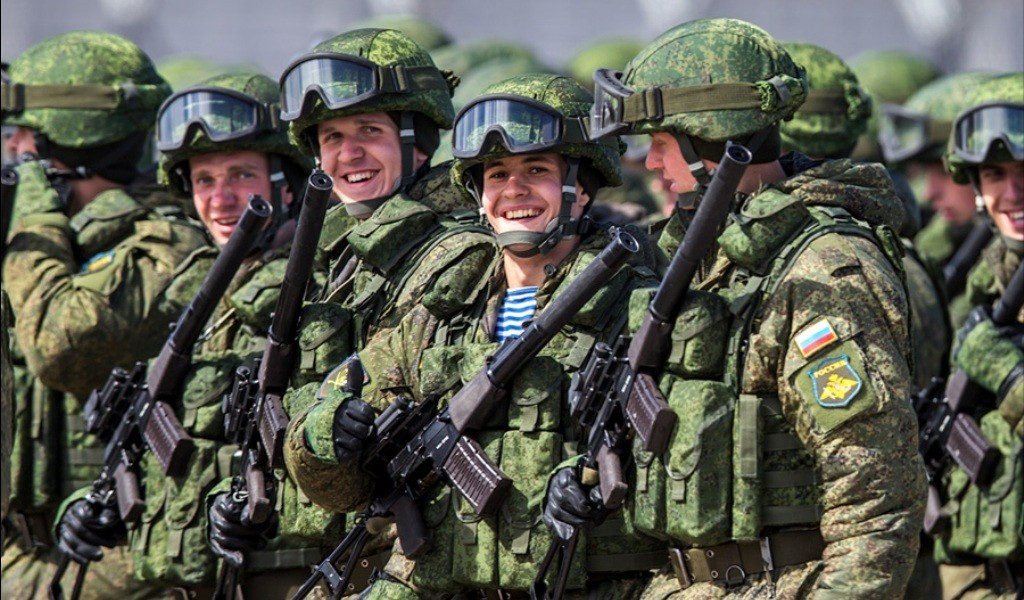 7 мая - День создания вооруженных сил России