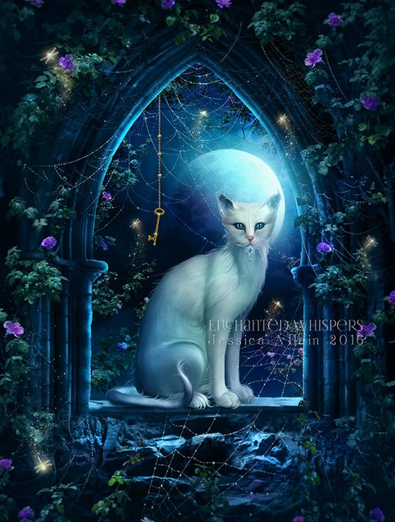 Сказочные животные \ Jessica Allain Art  Обсуждение на