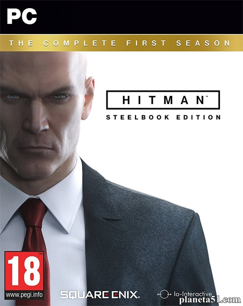 HITMAN™ The Complete First Season (2016/RUS/ENG/MULTi8/RePack) - SEYTER (upd. 2)