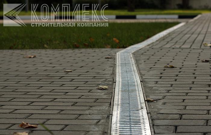 """Ливнёвка. Объект строительной компании """"Комплекс"""""""
