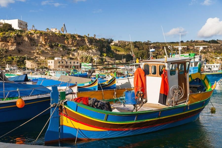 11. Гоцо (Мальта) Живописный Гоцо находится вблизи главного острова Мальты. Это очаровательная сельс