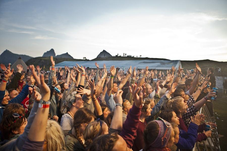 12. Трена (Норвегия) Если вы любите более прохладные курорты, отправляйтесь в Трену – архипелаг, сос