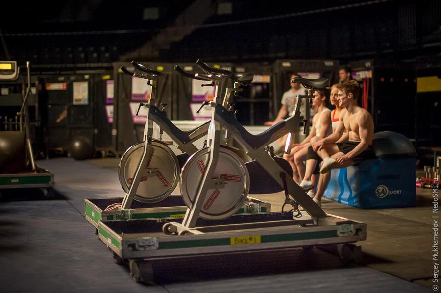 22. Путь к карьере в Cirque du Soleil для всех один. Вне зависимости от того, кем вы хотите работать
