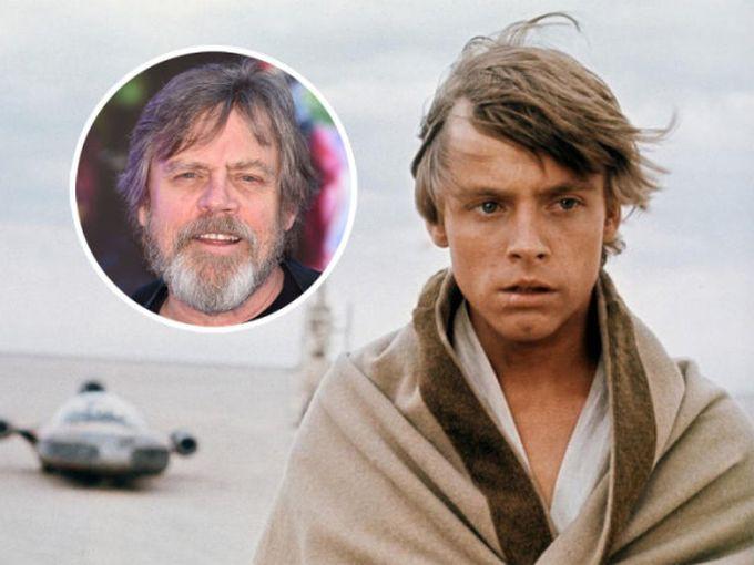 Как изменились главные герои «Звездных войн» спустя годы (13 фото)