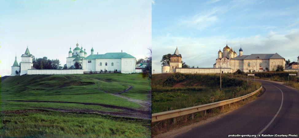 Ферапонтов монастырь, Можайск, 1911/2010. Фото: В. Ратников.
