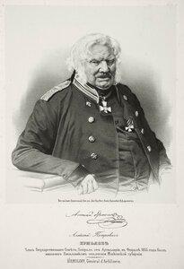 Алексей Петрович Ермолов, Член Государственного Совета, генерал от артиллерии