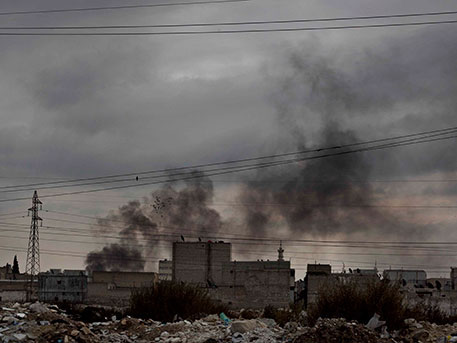 Песков исключил участиеРФ ватаках намирных граждан вСирии