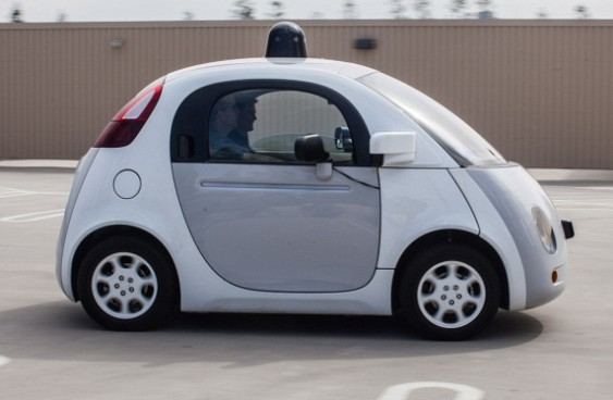 Google отказалась отпроизводства беспилотных авто