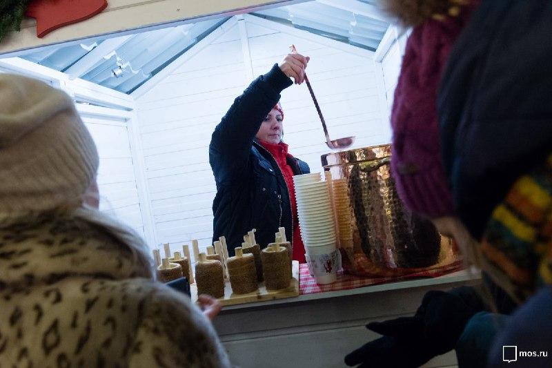 Зимние фестивали в столице посетили неменее 7-ми млн. человек