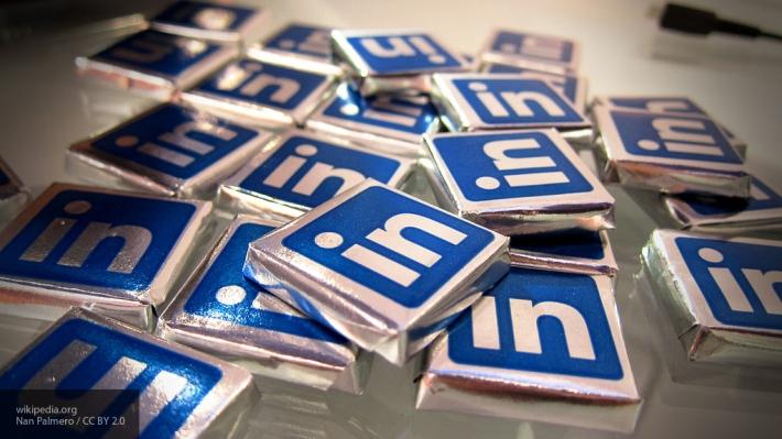 Руководство социальная сеть Linkedin недоговорилось сРоскомнадзором