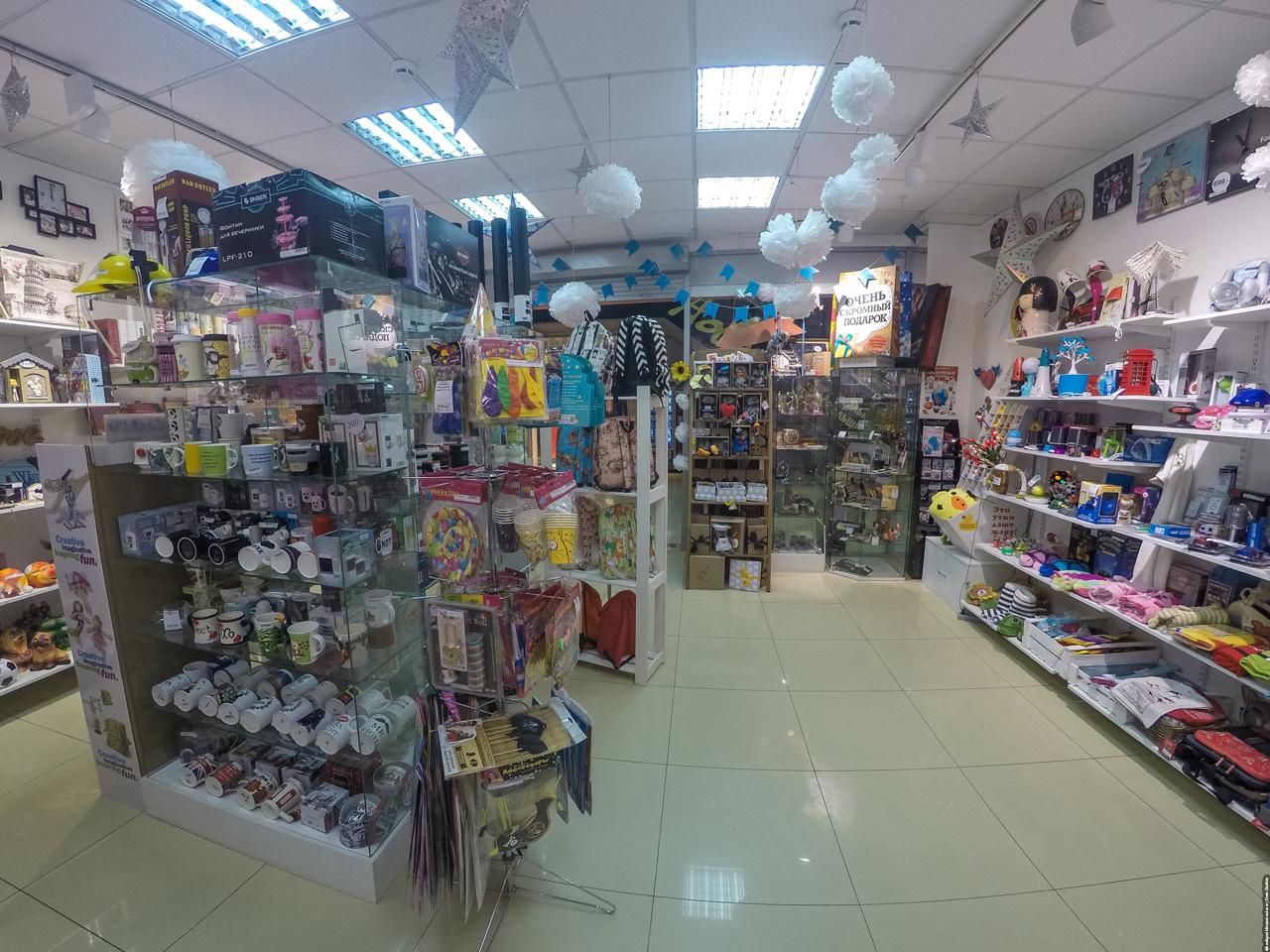 Магазин оригинальных и прикольных подарков в Кирове