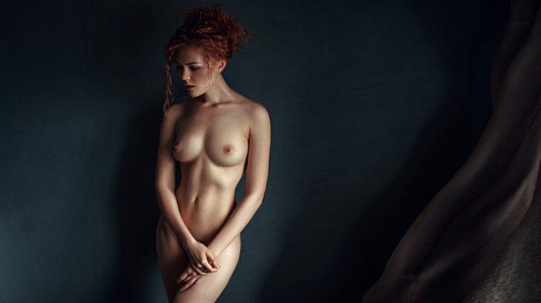 Голые девушки арт ню фото