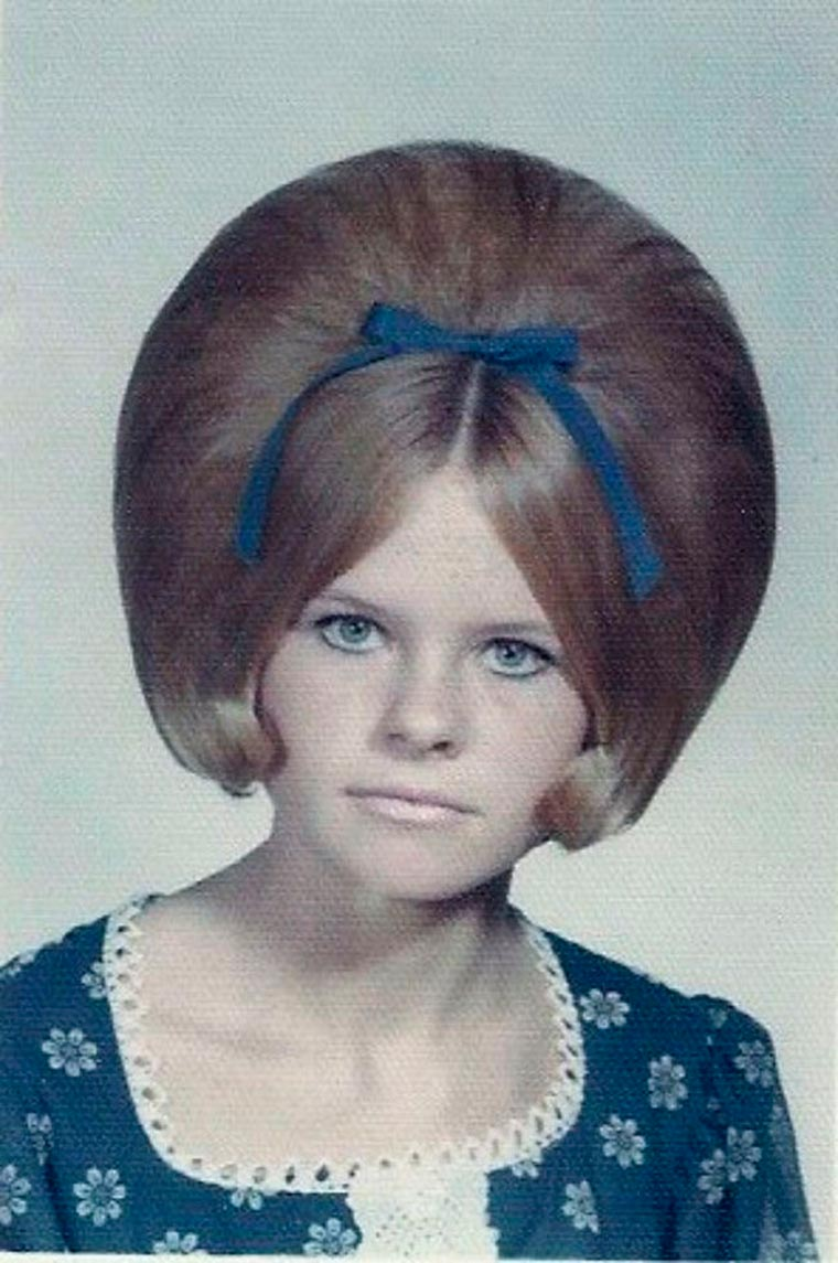 Teens of the 60s - The hairstyles of American students in the 60s