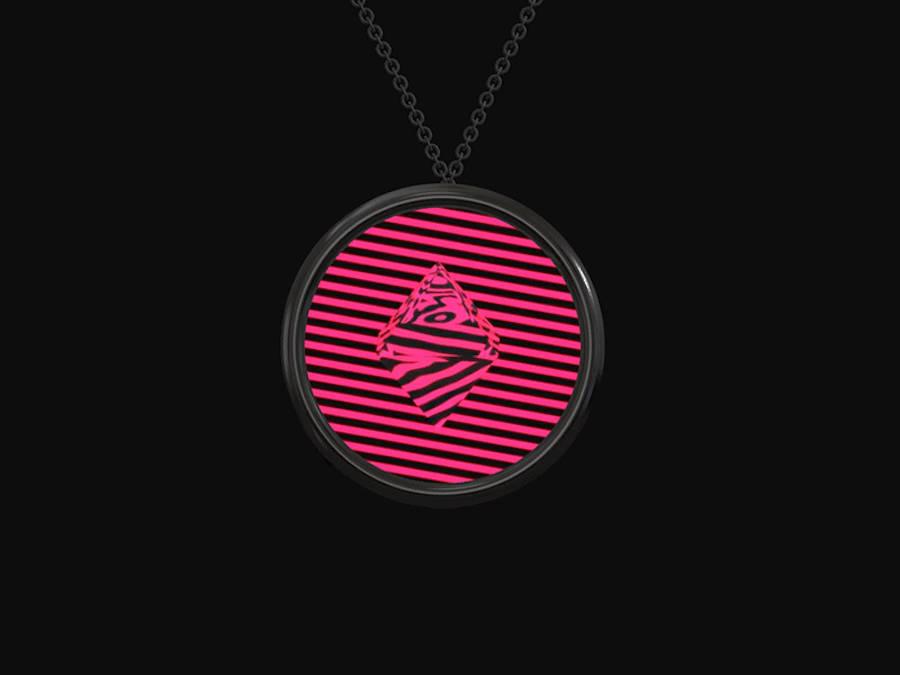 Revolutionary Customizable Digital Necklace