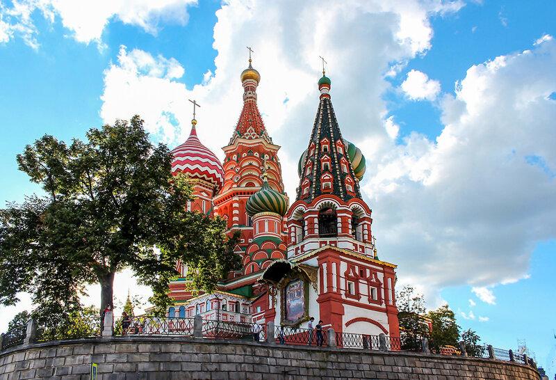 С днем города, Москва!!!