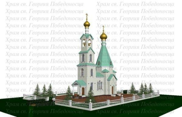 Черногория, русский храм