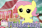 ���������� ���� ���� (Little Pony Baby Fluttershy Care)