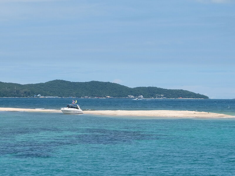 Таиланд - Коса на острове