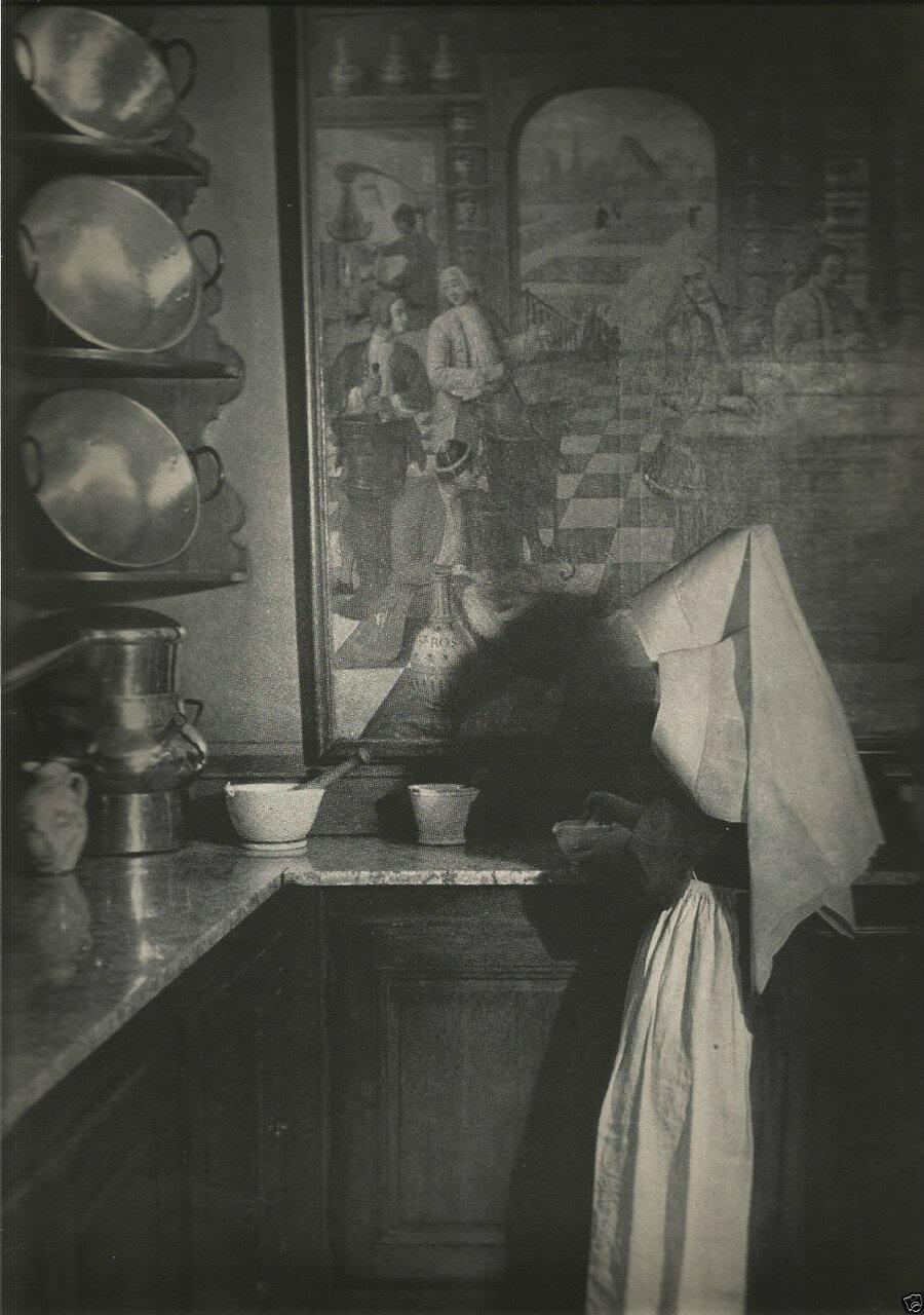 1951. Больница Оте́ль-Дьё де Пари́