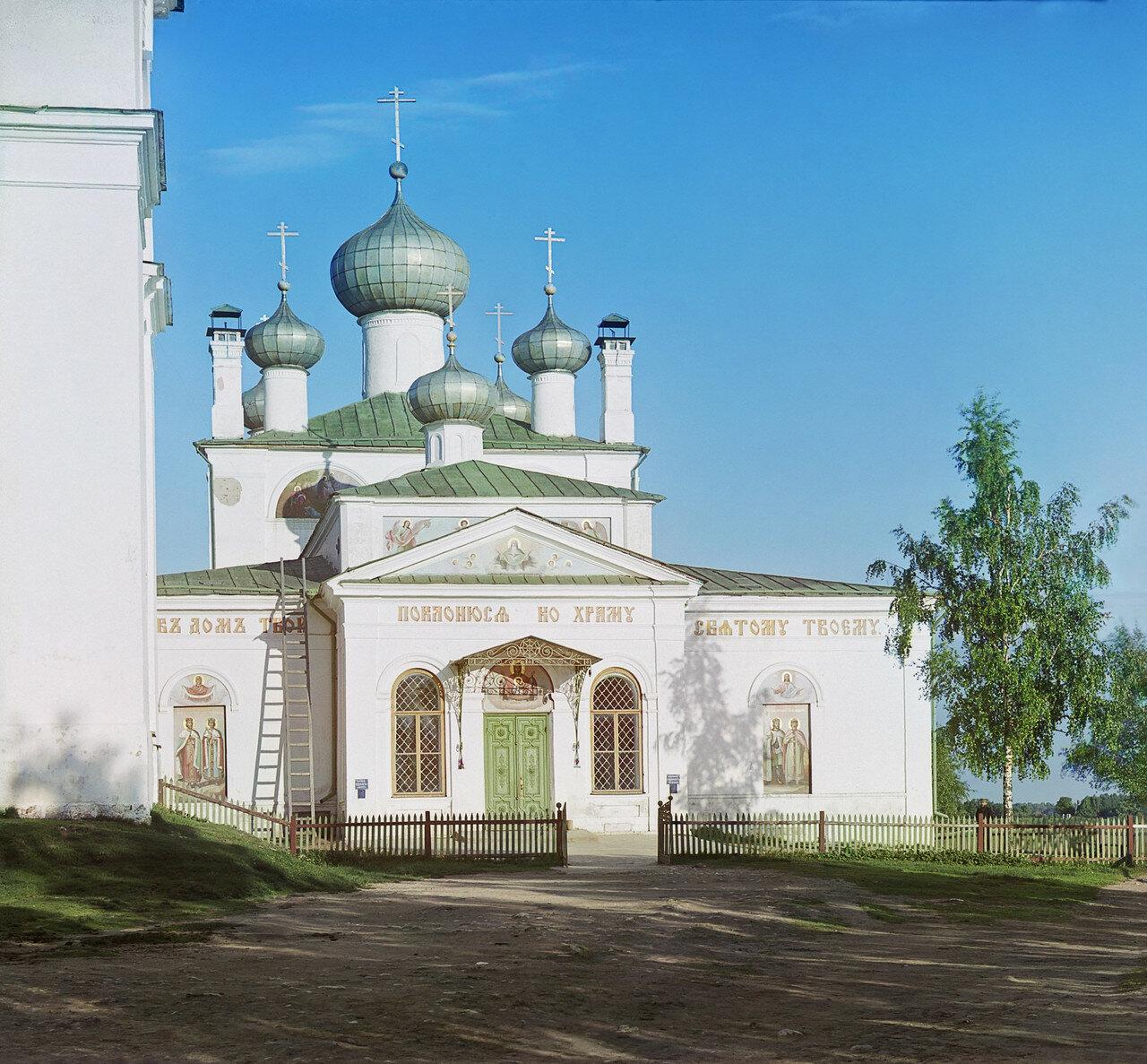 Церковь Успения на Князь-Федоровской стороне