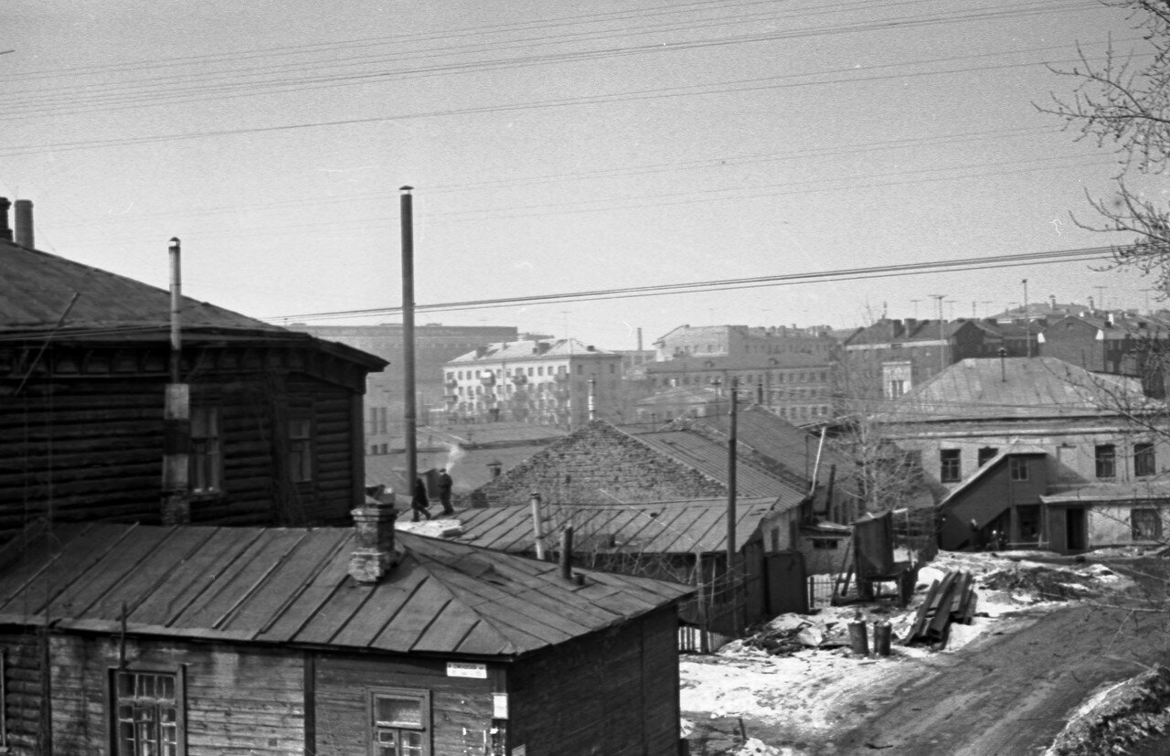 1961. Малая Семеновская