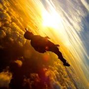 В свободном падение
