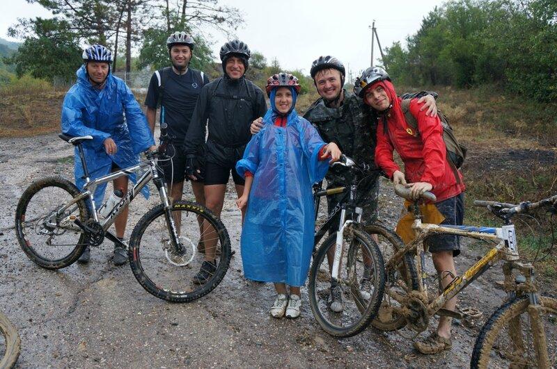 Неделька в велопоходе, Белоконев Роман, Крым