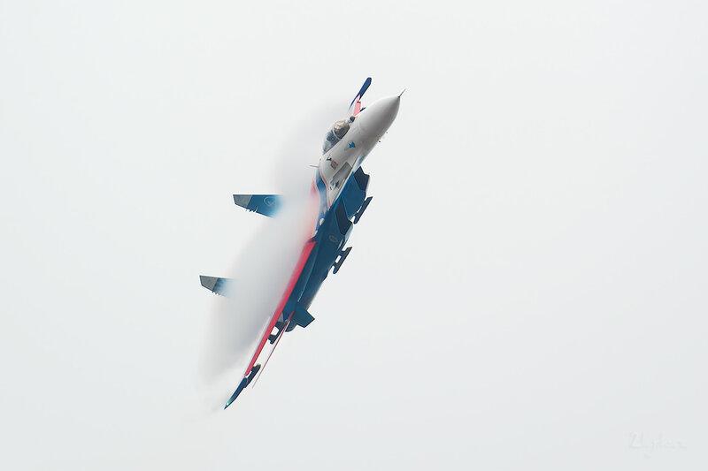 Сухой Су-27УБ D802308