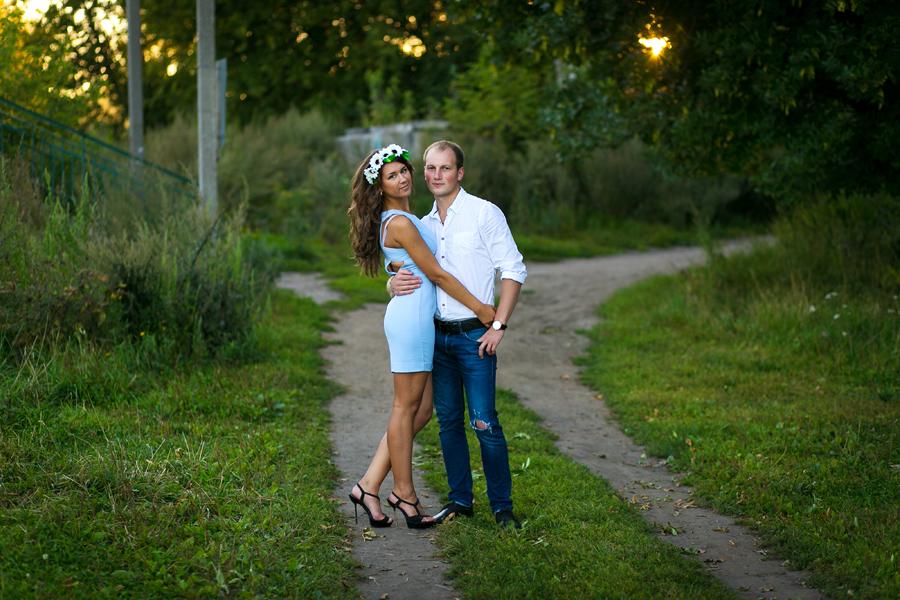 love story фотосессия в городе Иваново