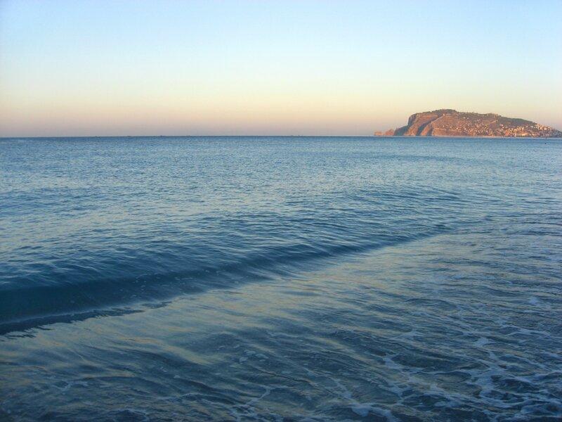 Средиземное