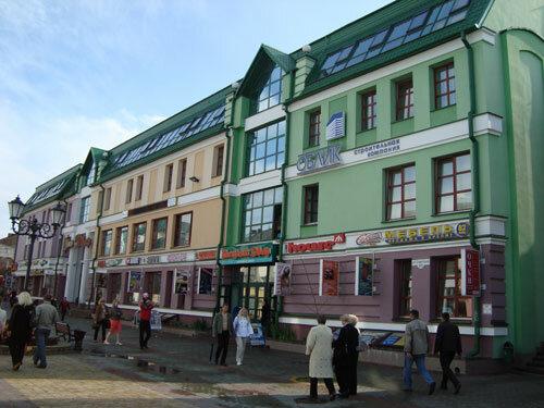 Отдых в Беларуссии: Брест, гостиный двор