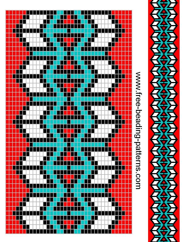 ручного ткачества бисером