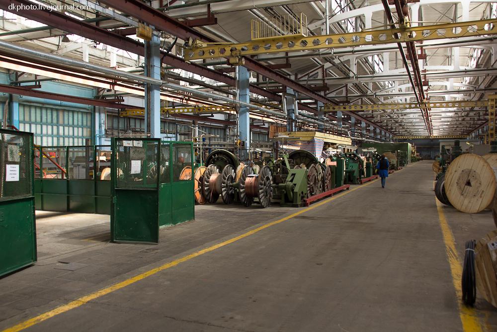 Китай, налетай! Завод «Амуркабель» в Хабаровске выставлен на продажу почти за миллиард