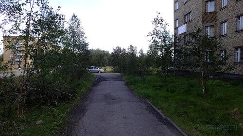 Фото города Инта №5625  Куратова 40 и 39 15.08.2013_11:41