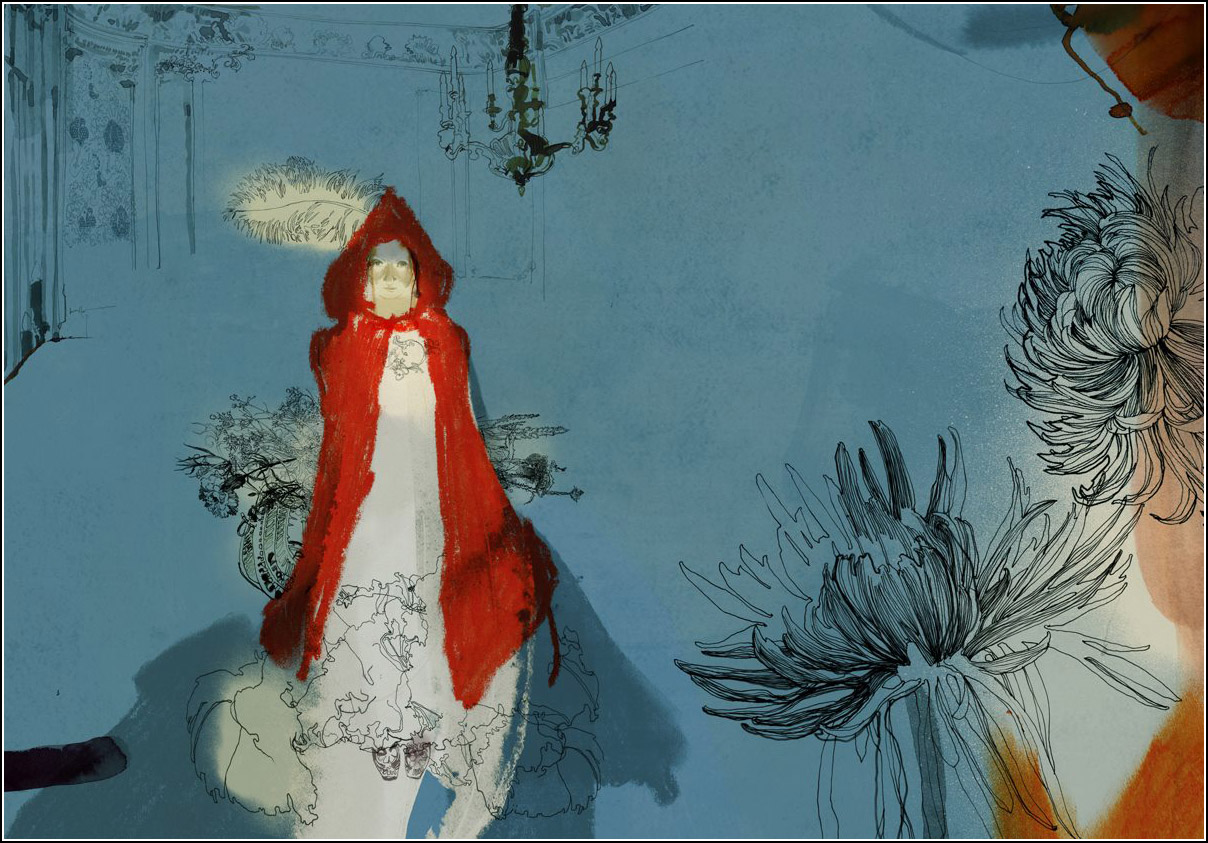 Daniel Egneus, Little Red Riding Hood