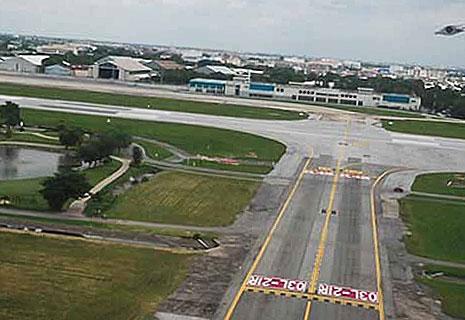 ТОП Самые опасные аэропорты мира (фото 14)