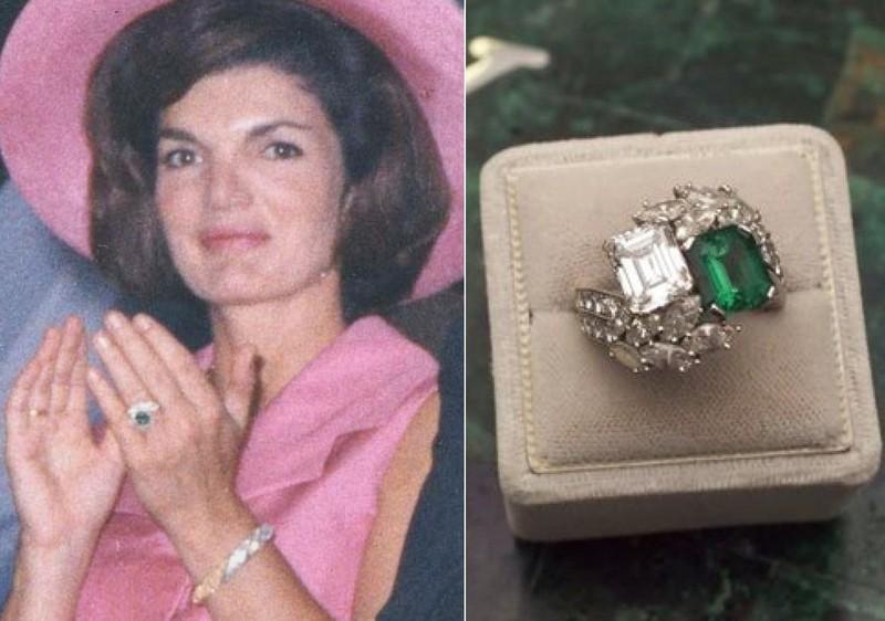 4. Жаклин Кеннеди, 2,6 млн долларов Жаклин Кеннеди Онассис известна в первую очередь как жена презид