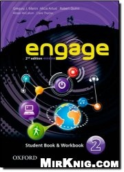 Аудиокнига Engage: Level 2: Student Book and Workbook