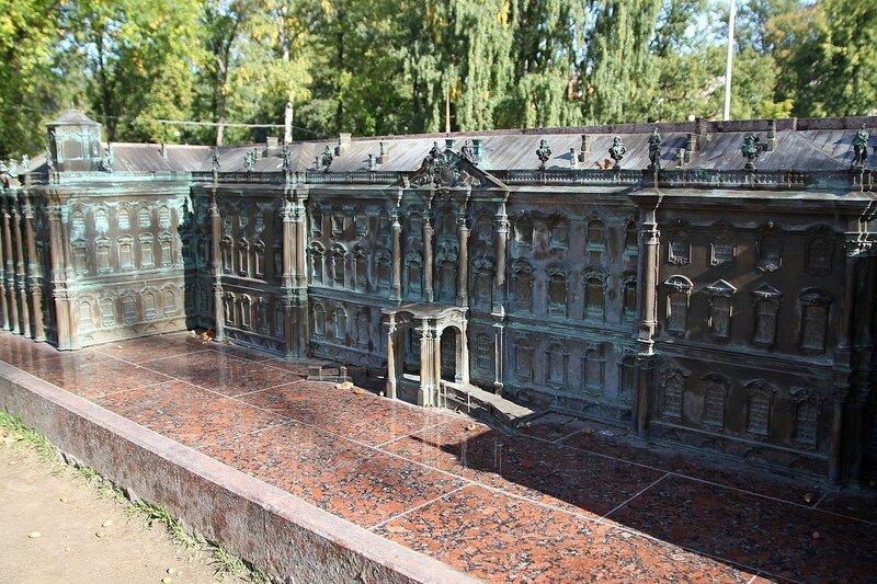 Зимний дворец - Санкт-Петербург в миниатюре Img_8035
