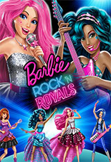 ����� ��� ��������� ( Barbie in Rock 'N Royals )