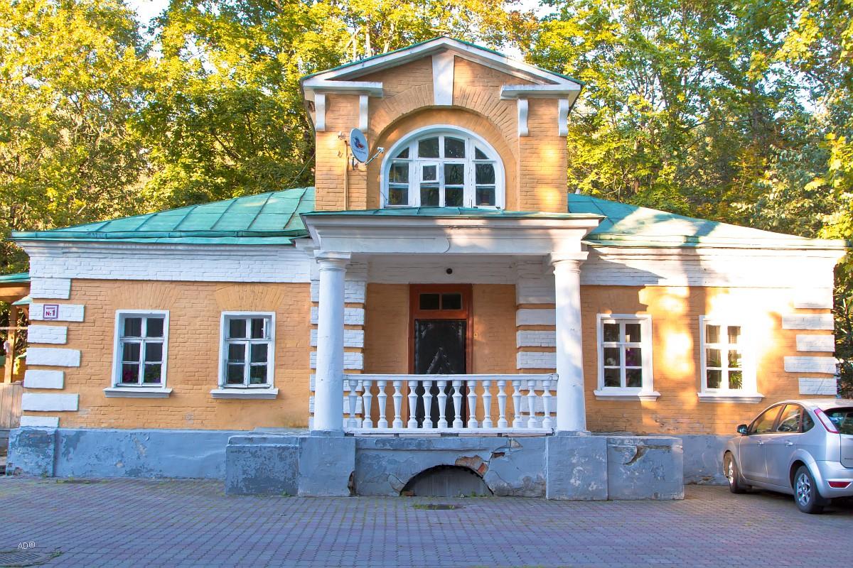 Контора усадьбы Валуево
