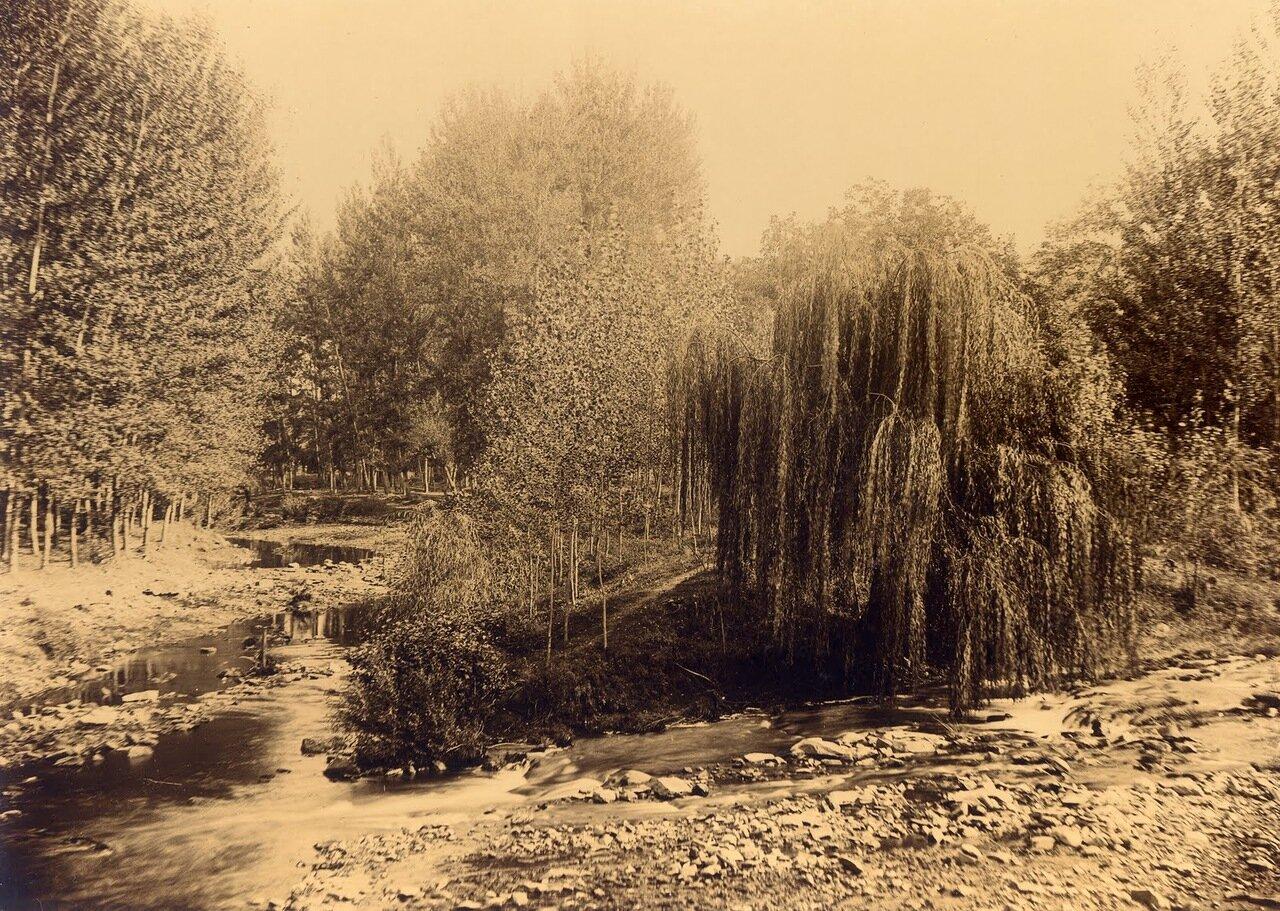 Ла-Нава-де-Сантиаго. Вид реки Муртиго