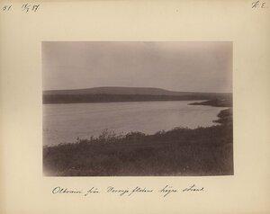17.7.1887 утром в 4.15. Озеро на Вороньем острове