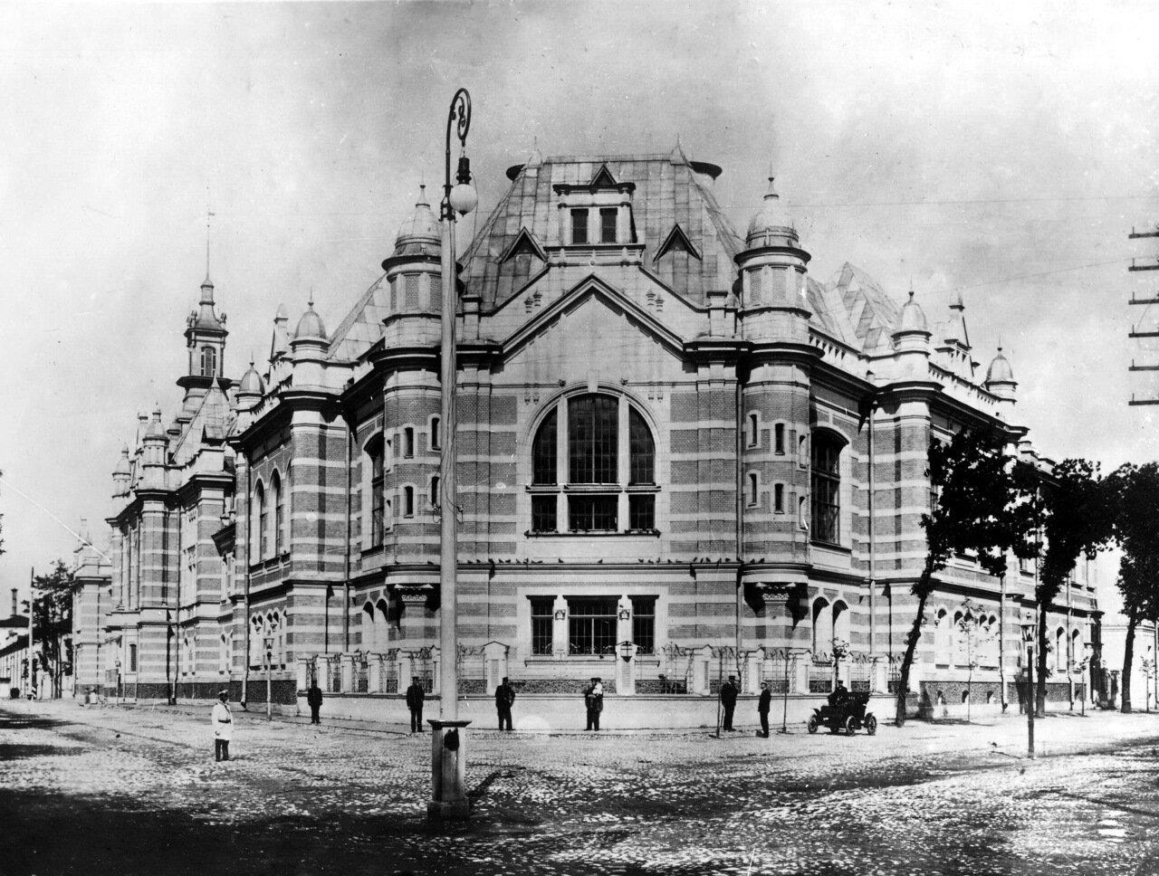 Петербургский политехнический институт 1902 г.