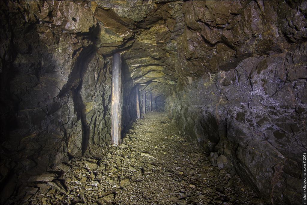 «Демидовские» подземелья. Заброшенная шахта