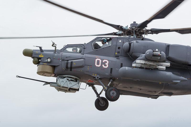 Миль Ми-28Н (03 белый) D801801