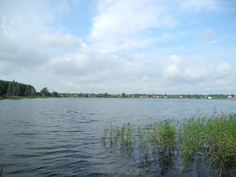 Белое озеро Мещерский